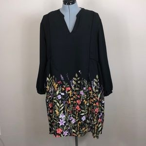 Old Navy floral dress Sz XXL